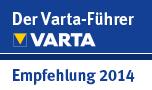 Varta-Siegel 2014
